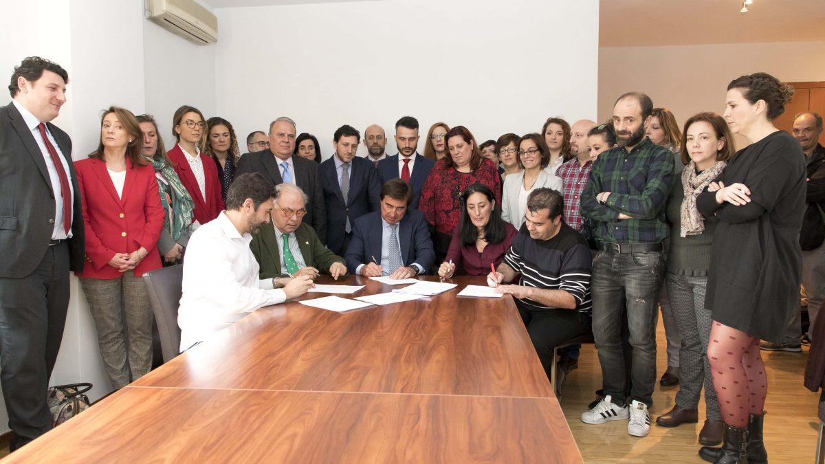 Tras dos años de negociaciones la sanidad privada de Madrid firma un nuevo convenio colectivo 6