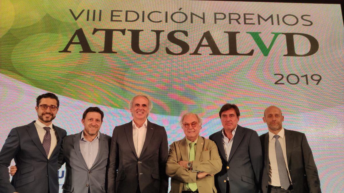 Asistencia de la ACHPM a los VIII Premios A Tu Salud 7