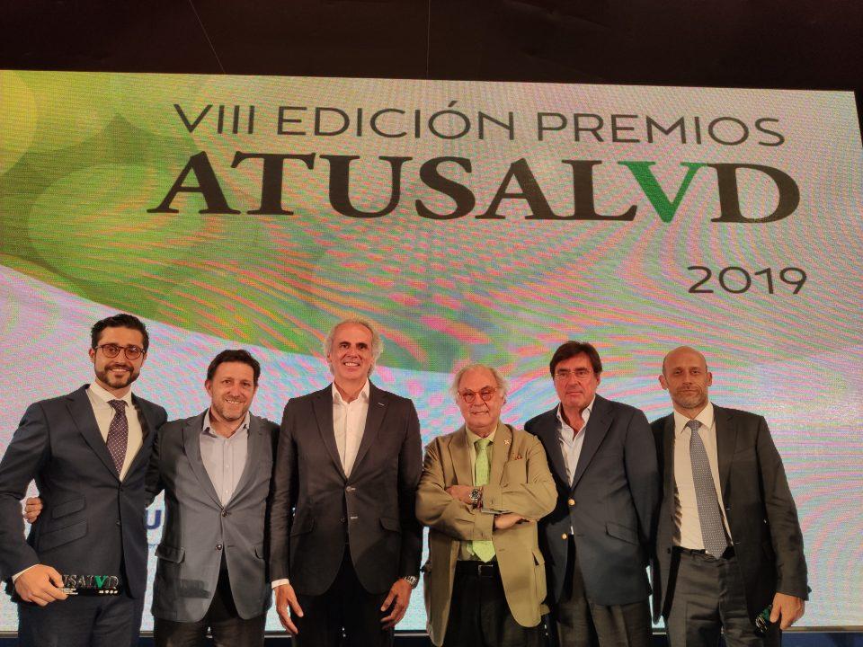 Asistencia de la ACHPM a los VIII Premios A Tu Salud 16