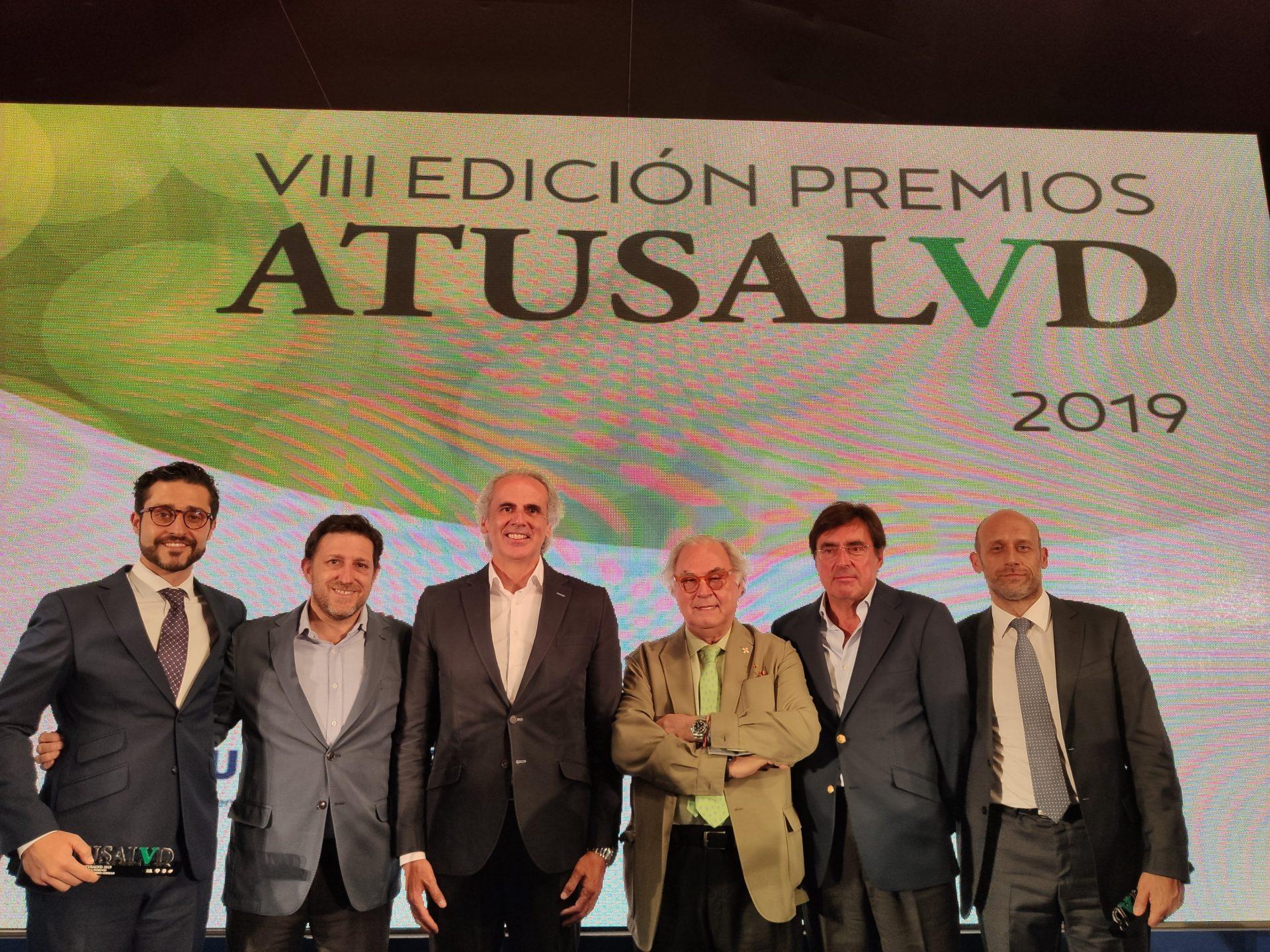 Asistencia de la ACHPM a los VIII Premios A Tu Salud 9